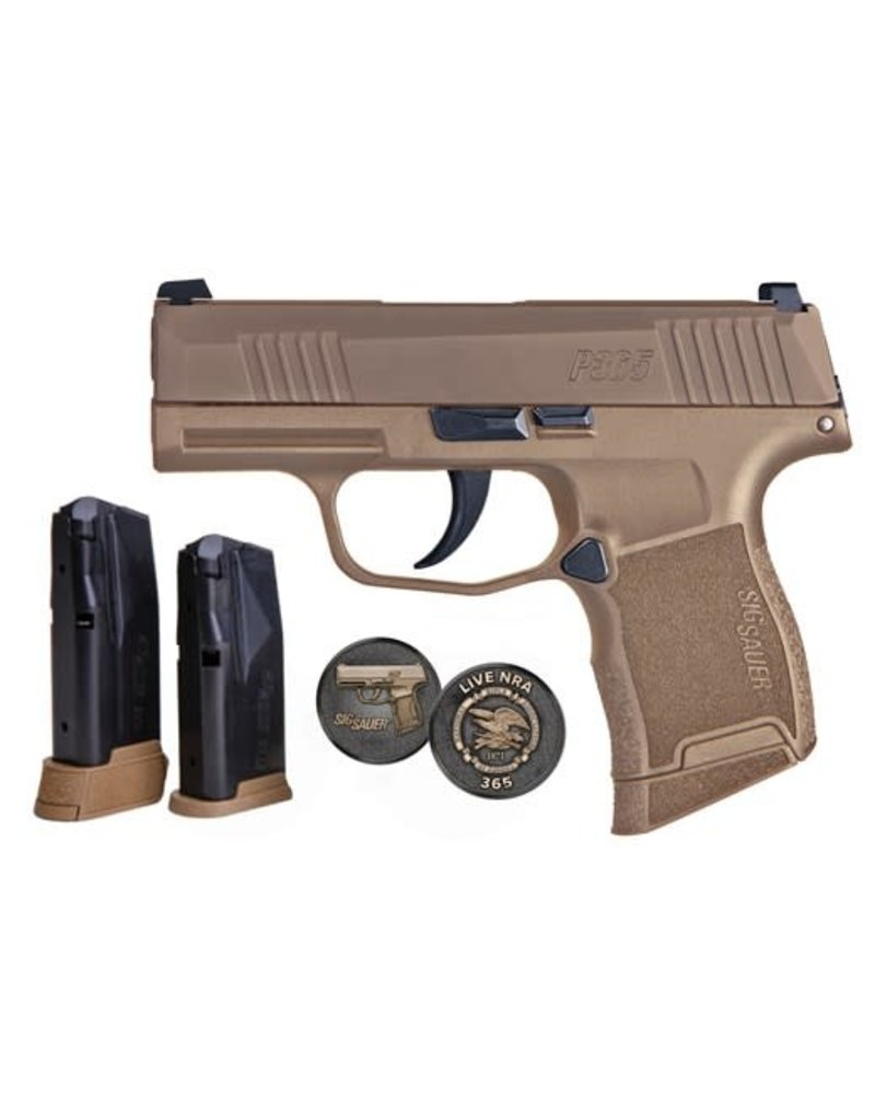 Sig Sauer SIG SAUER P365 NRA 9MM LIMITED EDITION