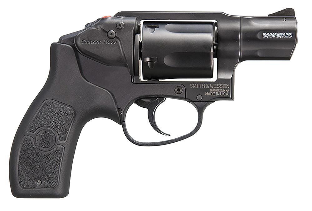 Smith & Wesson Smith & Wesson M&P BODYGUARD 38SPL+P 1.9 LSR