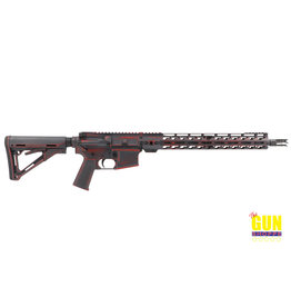 The Gun Shoppe GUN SHOPPE X15 AR15 5.56 RED BATTLE  WORN