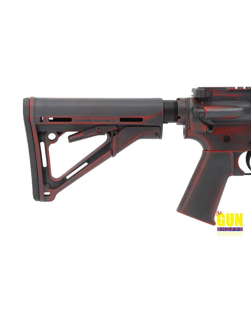 The Gun Shoppe GUN SHOPPE X15 AR15 5.56 RED BATTLE  WORN