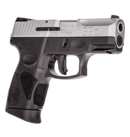 TAURUS INTERNATIONAL MFG., INC Taurus G2C 9mm Stainless Steel Slide