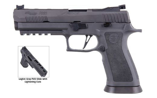 Sig Sauer SIG SAUER P320 X-FIVE LEGION 9MM