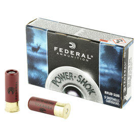 Federal Federal PowerShok 12 Gauge 1oz Slug