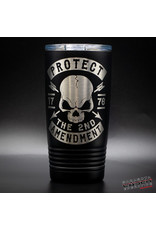 Sarasota Laser Engraving Protect the Second Tumbler black
