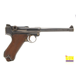 Deutches Waffen & Munitionsfabrick DWM Model 1914 Navy Luger Dated 1916 9MM