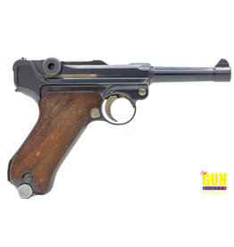Mauser MAUSER 1940 BANNER COMMERCIAL luger