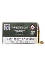 Magtech Magtech 5.56 NATO Ammunition 50 Rounds FMJ 62 Grains 556B
