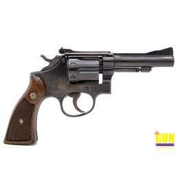 Smith & Wesson Used Smith Wesson Combat Masterpiece 22