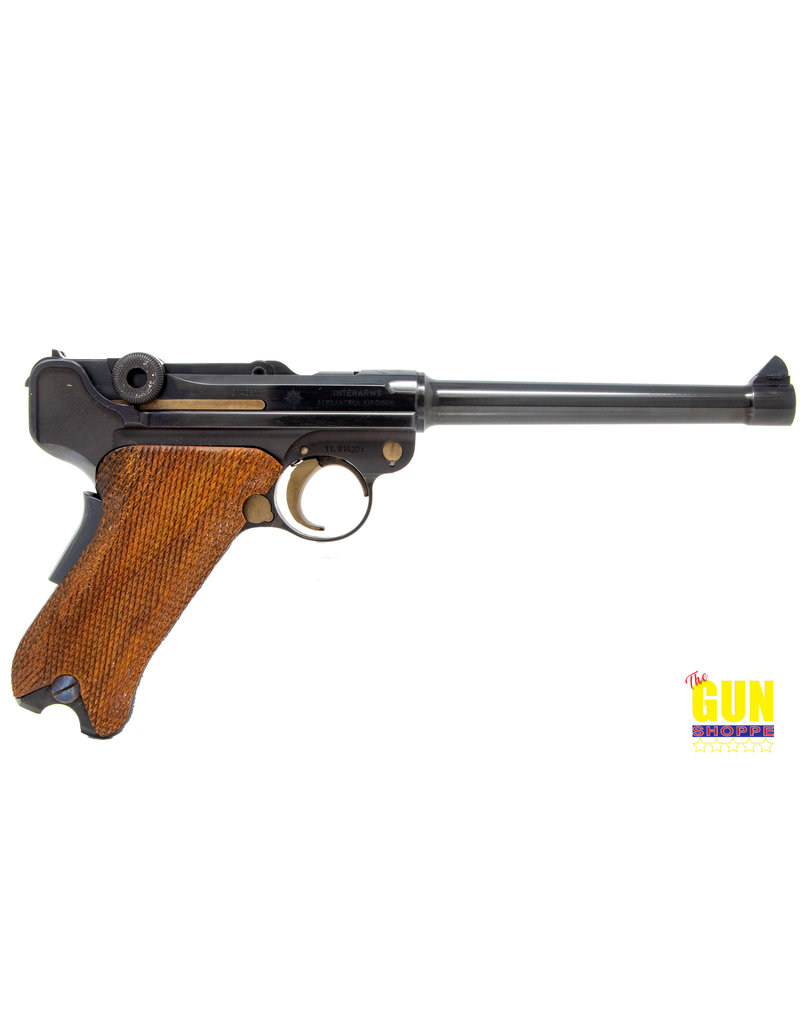 Mauser Mauser Parabellum Luger American Eagle match set