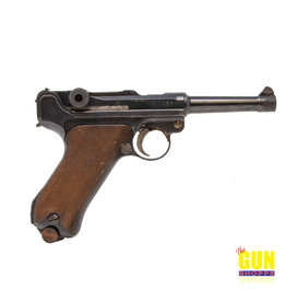 Deutches Waffen & Munitionsfabrick USED 1918 DWM LUGER UNIT MARKED 7.65X21
