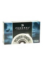 "Federal Federal PowerShok, 12 Gauge, 2.75"", 1oz., Rifled Hollow Point Slug, 5 Round Box"