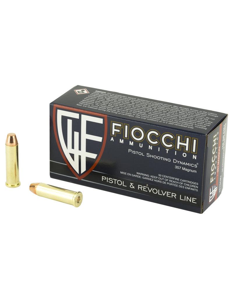 Fiocchi Ammunition Fiocchi 357MAG 158 Grain FMJ 50 Round Box