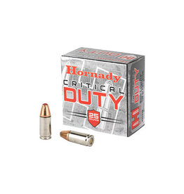 Hornady Hornady 9mm Luger +P Critical Duty 135 Grain