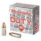 Hornady Hornady 9mm Luger +P Critical Duty 135 Grain