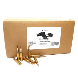 Lake City 7.62x51mm - 175gr HPBT XM118CS LR - Mil Seconds - Lake City - 500 Rounds Loose