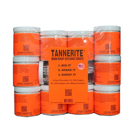 Tannerite Tannerite Full Brick Target 1/2 Pound 10 Pack