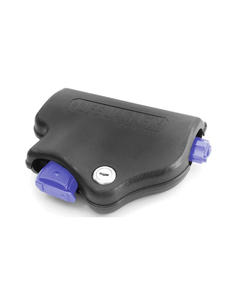 USED Life Jacket Handgun Gun Lock