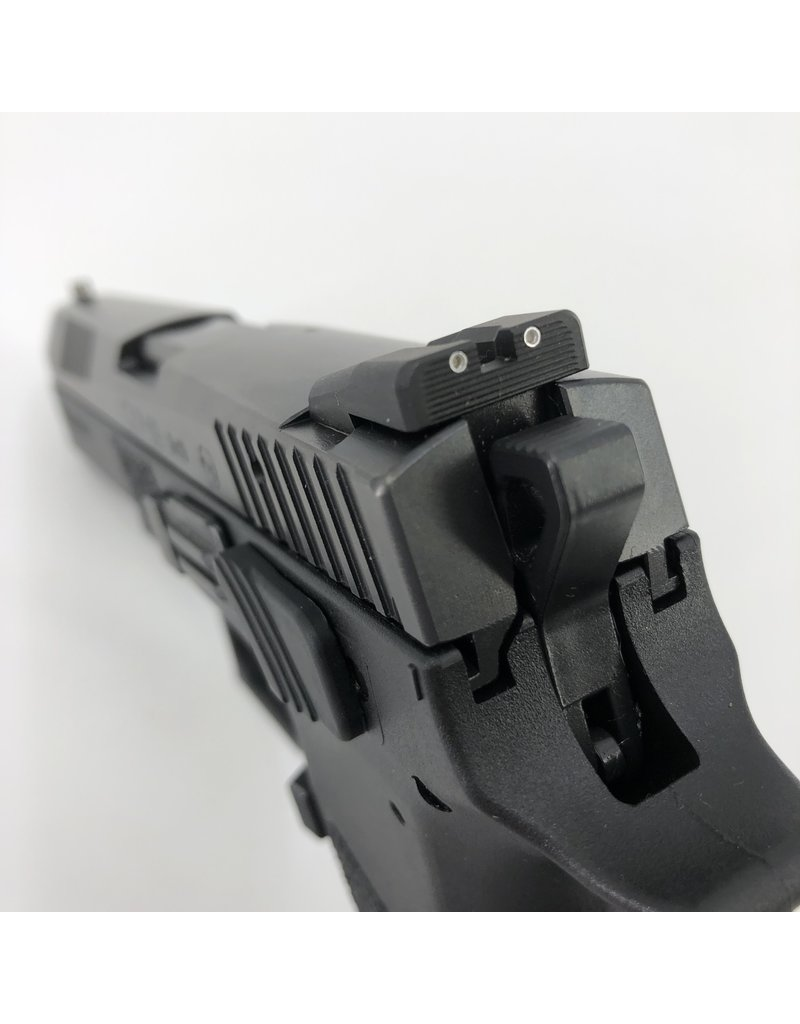 CZ USED CZ P-09 PISTOL WITH NIGHT SIGHTS 9MM