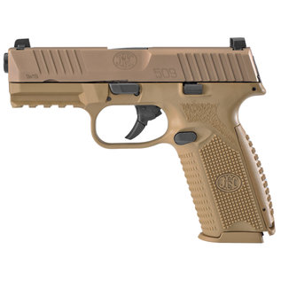 FNH FN 509 FDE 9mm