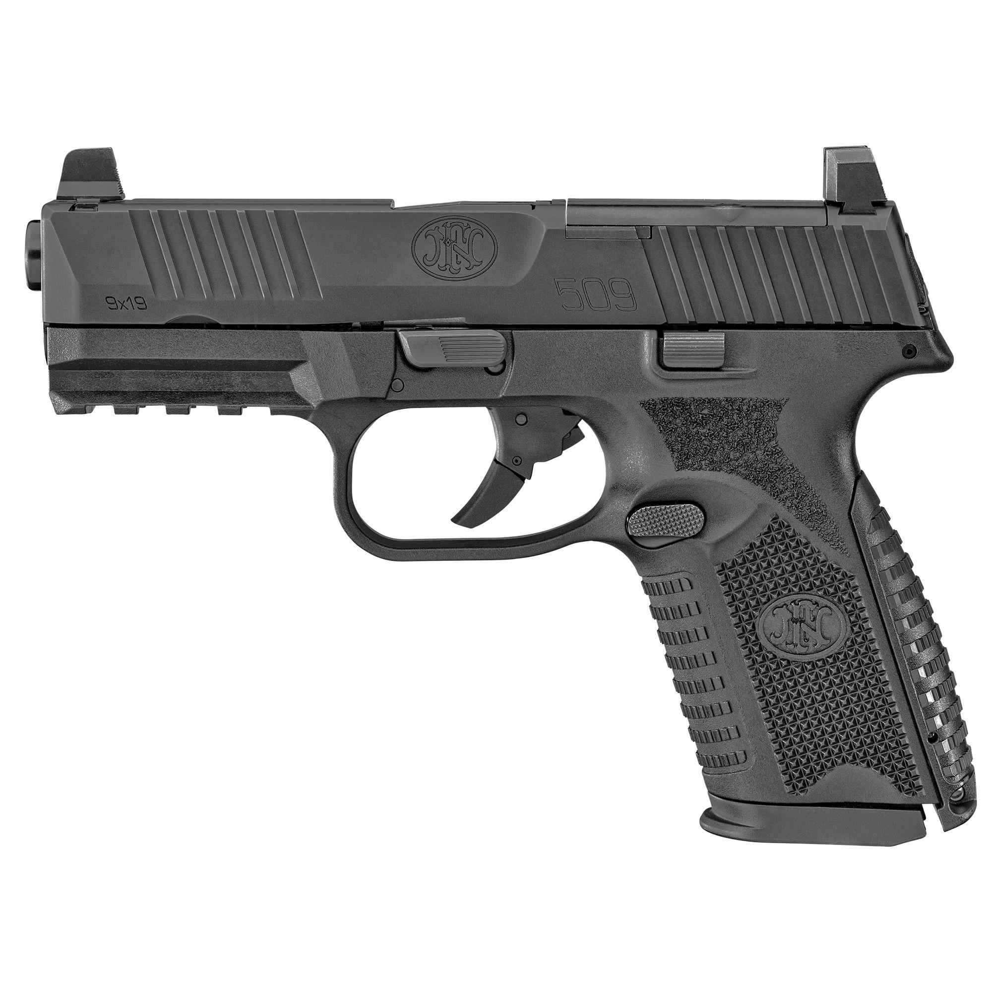 FNH FN 509 MRD Mid-Size 9mm Black