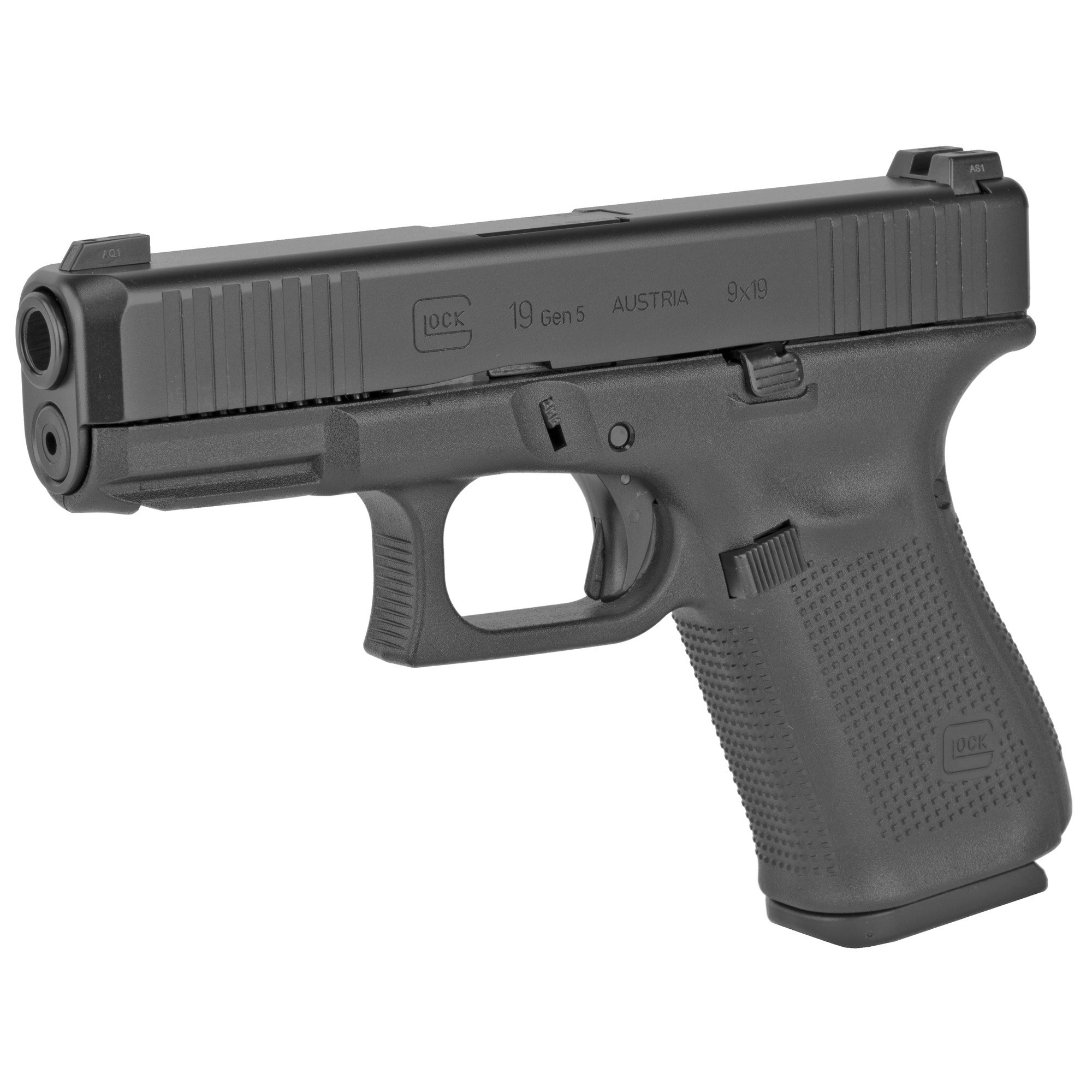 Glock Glock 19 Gen5 9mm Night Sights