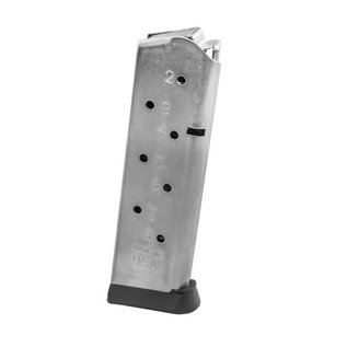 Fusion Firearms Fusion 7 Round 1911 Officers .45ACP Mag with Extended floorplate