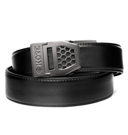 Kore Essentials X6 GUN BELT LEATHER XL