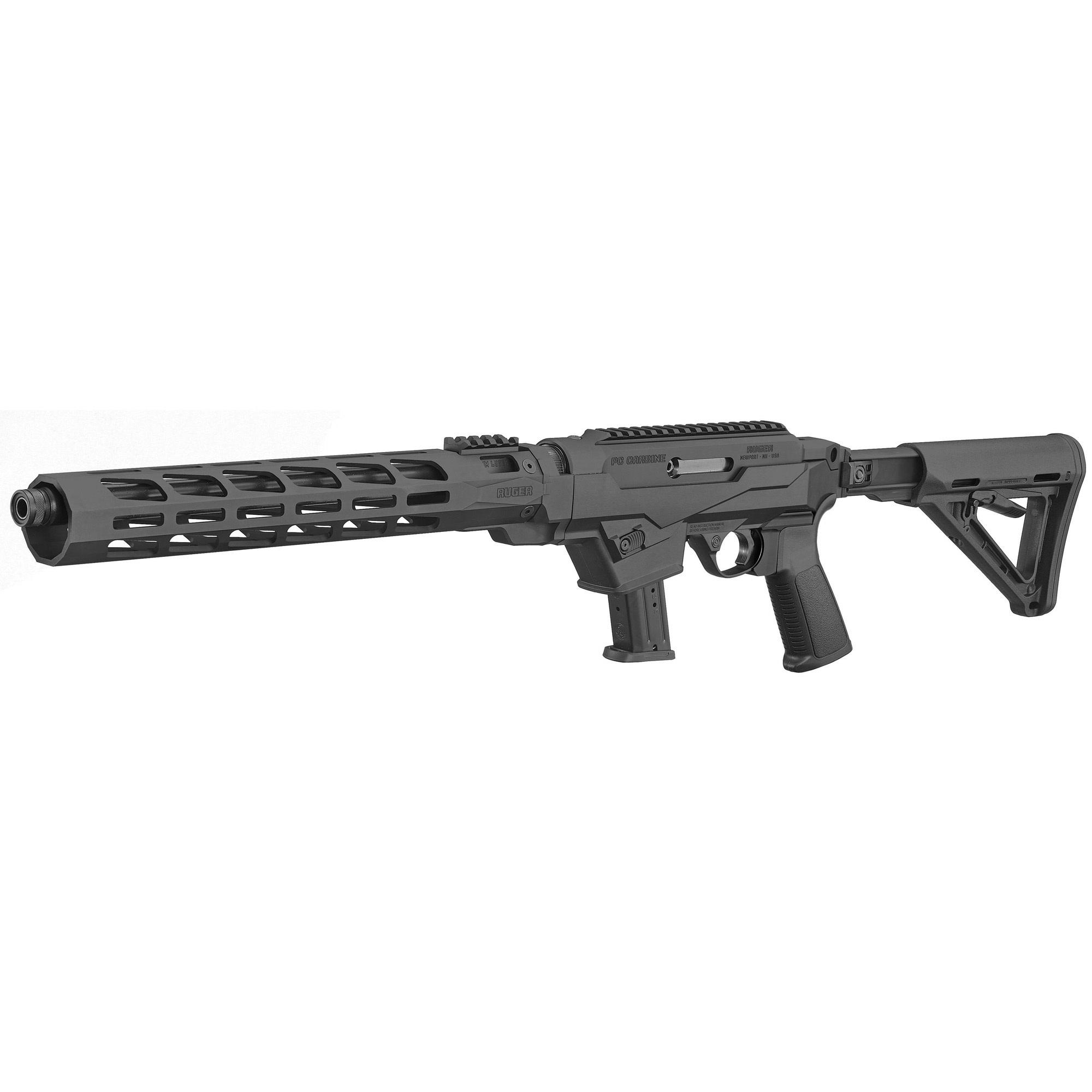 RUGER Ruger PC Carbine 9MM MLOK FREE FLOAT