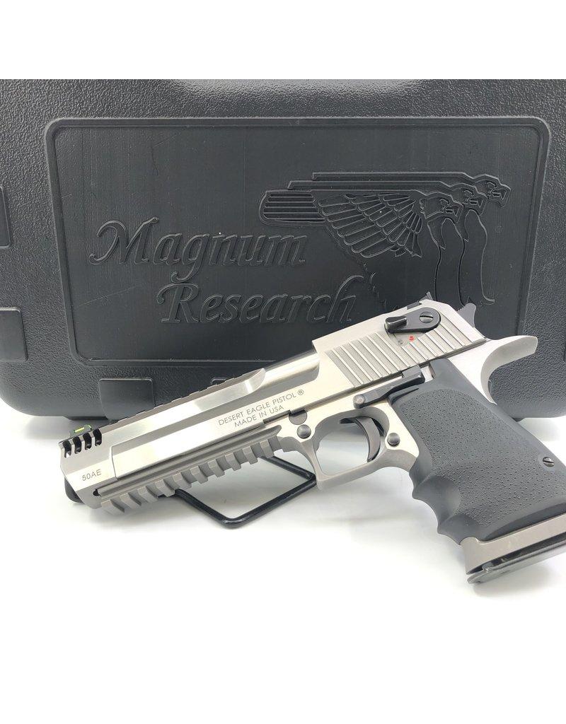 IWI USED Magnum Research Desert Eagle Mark XIX  50AE