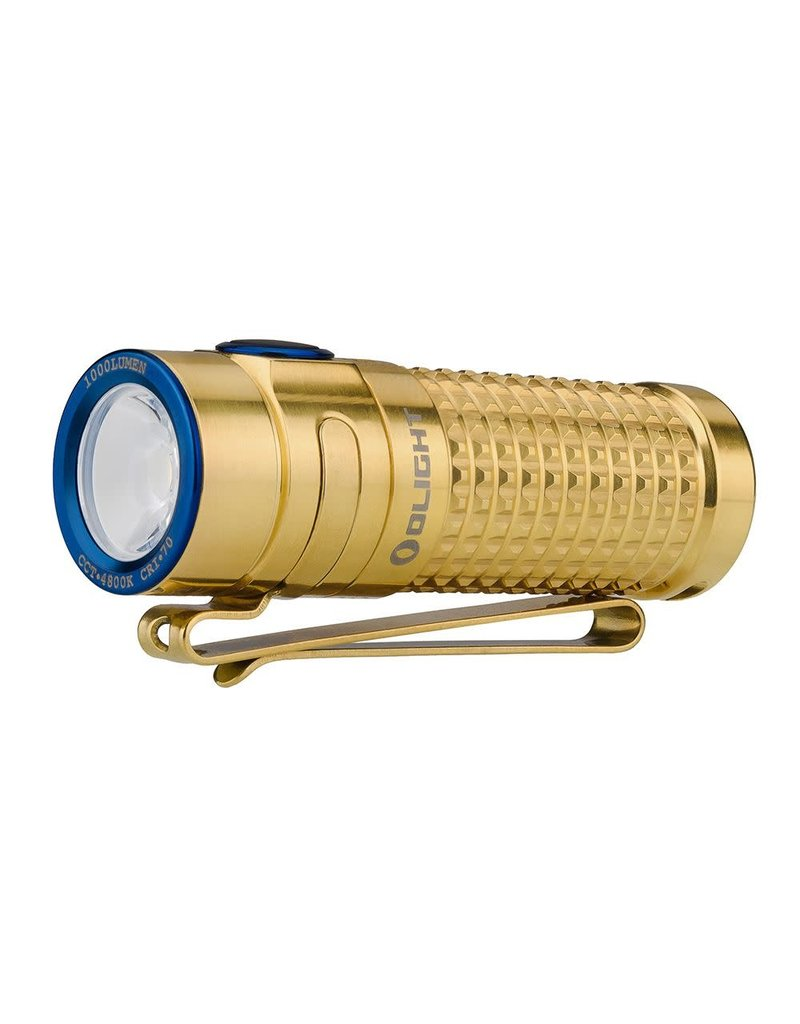 Olight S1R Baton II titanium version AUTUMN