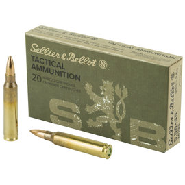 Sellier & Bellot Sellier & Bellot Rifle 556 NATO 55Gr