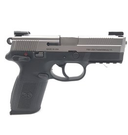 "FNH Used FN FNX-40 40SW 4"" STS"