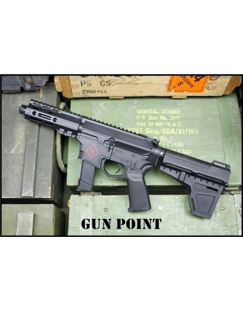 Gun Point USED GUNPOINT M9G PISTOL 9MM