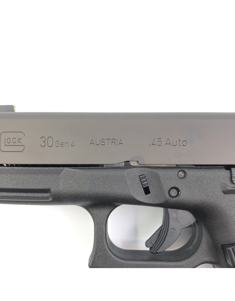 Glock USED GLOCK 30 PISTOL 45ACP