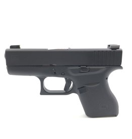 Glock USED GLOCK 43 9MM W/NIGHTSIGHTS