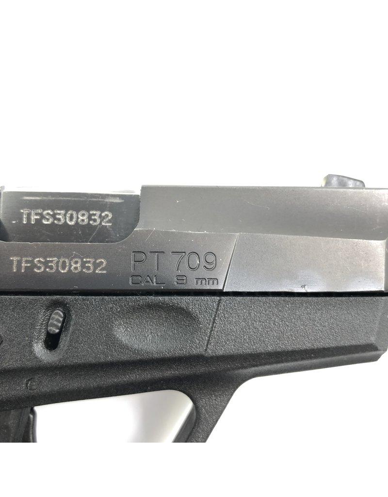 Taurus USED TAURUS PT 709 PISTOL 9MM
