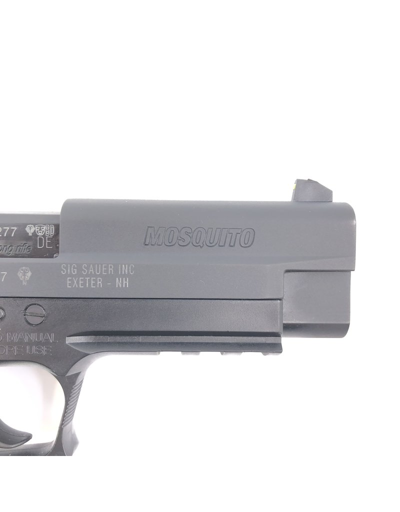 Sig Sauer USED SIG SAUER MOSQUITO 22LR