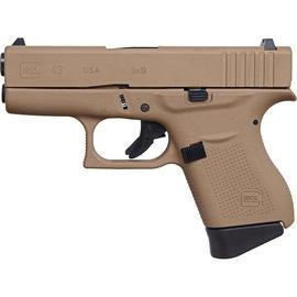 Glock GLOCK 43 9MM FDE