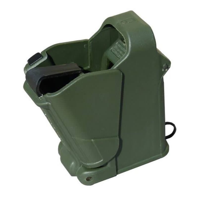 Maglula UPLULA 9mm to 45ACP Mag Loader Dark Green