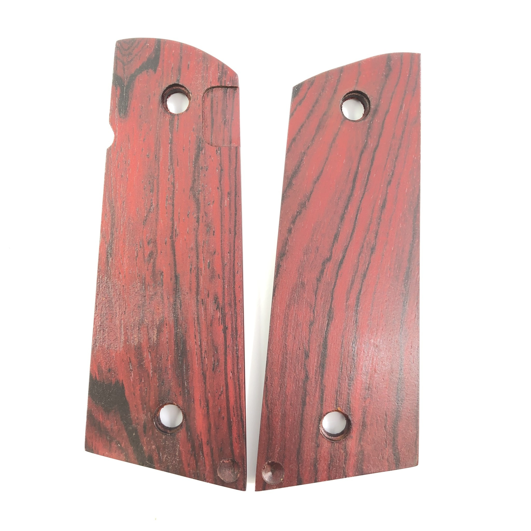 Fusion Fusion Red Cocobolo Beveled Bottom Ranger Cut