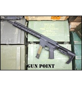 "Gun Point Gun Point 16"" Avenger PCC Competition Model M-Lock AR15 in 9mm"