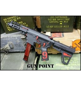 "Gun Point GUN POINT 5.5"" RED9 PLUS 9MM AR15 AR9 AR SLR KAK"