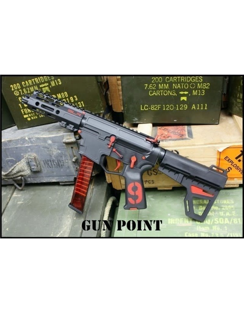 "Gun Point GUN POINT 5.5"" RED9 PLUS 9MM AR15 AR9 AR SLR KAK"