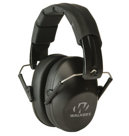 Walker's Walkers Pro Low Profile Earmuff 22 dB Black