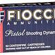 Fiocchi Ammunition Fiocchi 357 Mag 158 Lead Round Nose 50RD