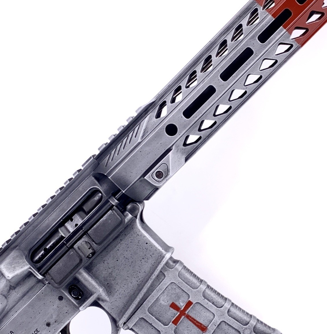 Spike's Tactical CUSTOM SPIKES CRUSADER AR15 5.56