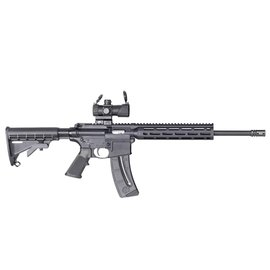 "Smith & Wesson Smith & Wesson M&P15-22 Sport 22LR 16.5"" M-Lok 25rd"