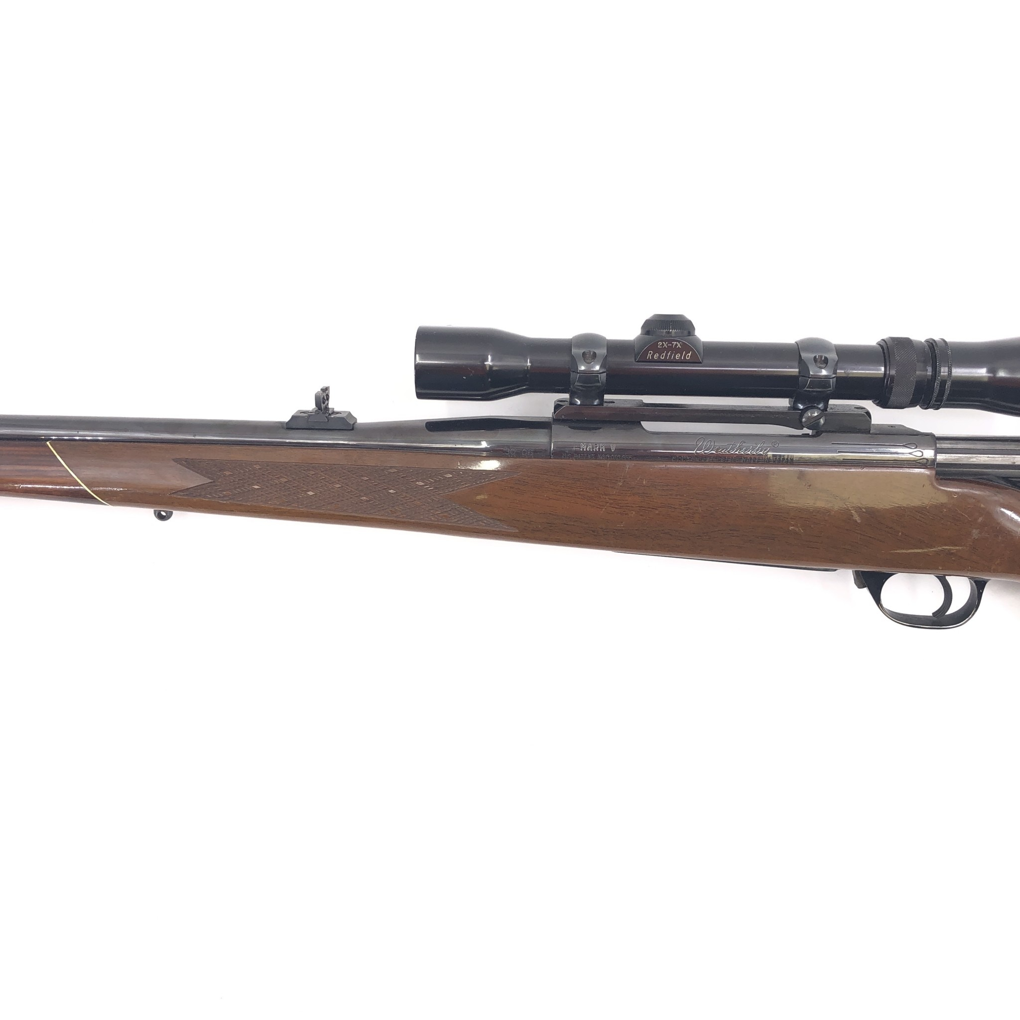 Weatherby Pre-Owned Weatherby Mark V Bolt Action Rifle .30-06