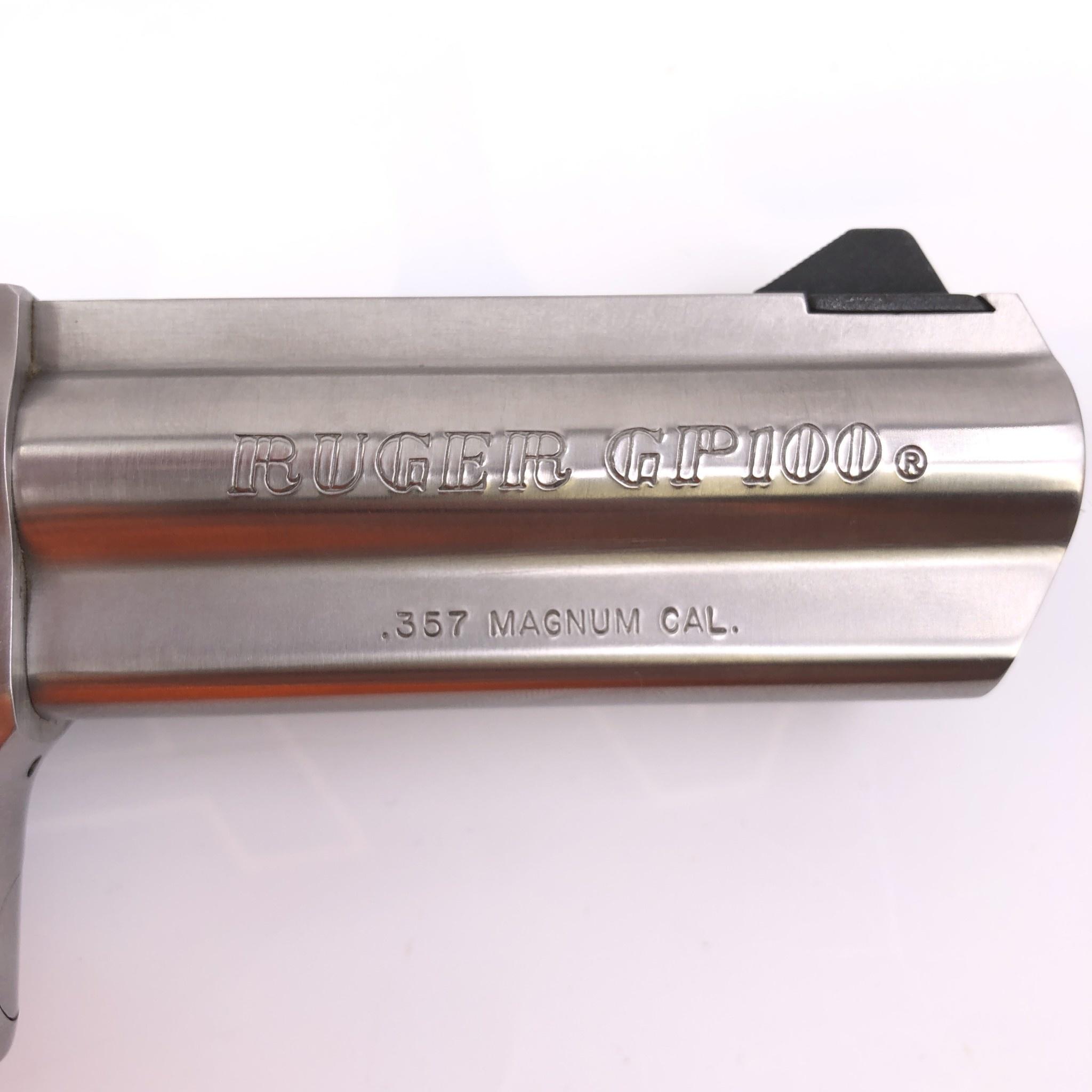 RUGER PRE-OWNED RUGER GP100 357MAG