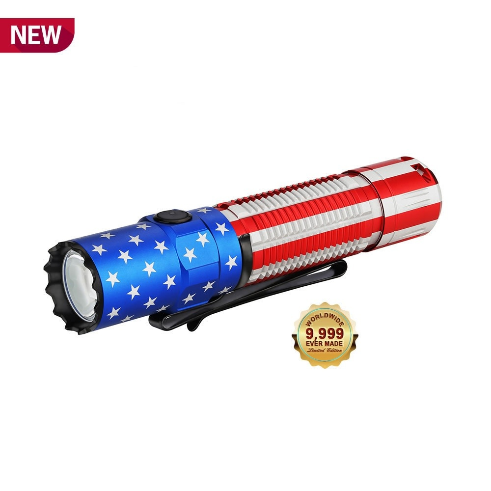 Olight OLIGHT M2R Pro Warrior Patriotic Edition